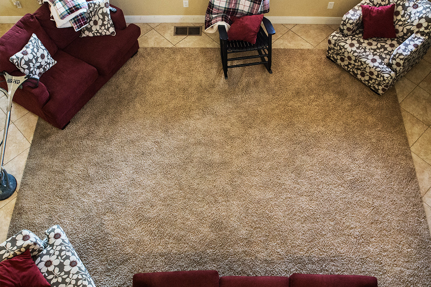 carpet cleaning professional saint george